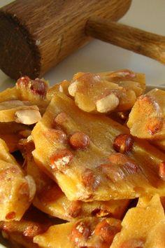 Mom's Best Peanut Brittle Recipe