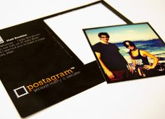 Postagram is a digital service that lets you upload a photo from your iPhone, Android or computer, then type in a short note and the recipient's street address. Postagram transforms these elements into a paper postcard that's immediately mailed anywhere in the world for 99 cents. Via PureWow