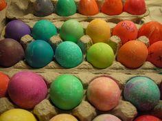 Great colors! #egglandsbest #easter