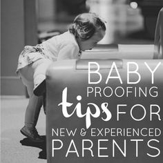 Daily Mom » Baby Proofing Tips For New And Experienced Parents I'll need this when my friend has a baby.