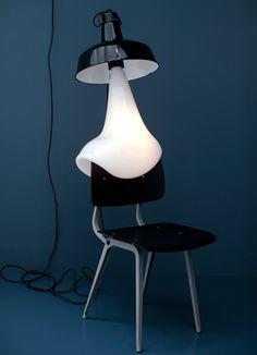 'light bulb (chair)'