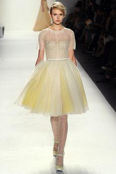 Honor Spring 2012 #fashionweek