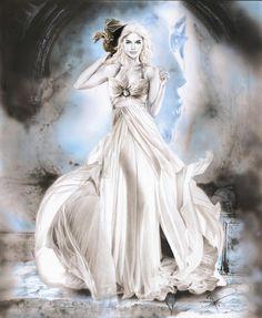 Game of Thrones - Daenerys Targaryen by Natali Sanders