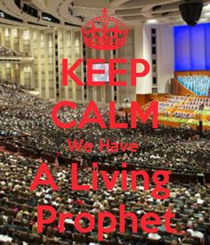 Love General Conference