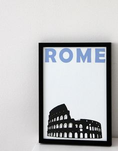 just found these prints on etsy!  very cool!  I can do a collage of our favorite  cities