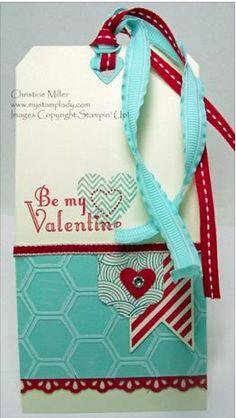 Valentine Tag holiday, valentin card, funni valentin, craft, anniversari card, gift tag, colors, color combinations, valentin tag