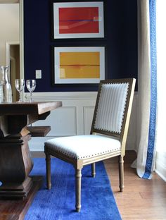 Dining Room Makeover with The Home Depot and Home Decorators Collection
