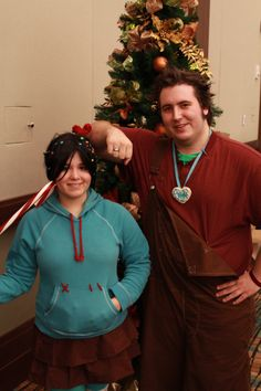 Wreck-It Ralph Cosplay