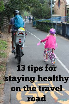 13 tips for staying healthy on the road - I do love No. 11