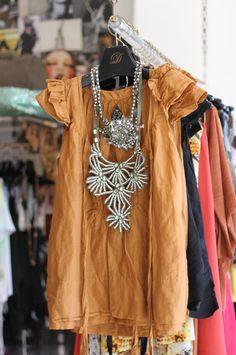 Want the orange shirt