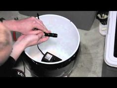 video DIY How to Make an Aeroponics 5 Gallon Bucket Hydroponics SystemIn this video I show you how to make an easy aeroponics system out of a 5 gallon bucket. this is an easy way to start in hydroponics. This instructable is a retrofit for an earlier project that you can find here http://www.instructables.com/id/DIY-Hydroponics-Top-Drip-Bucket-System/