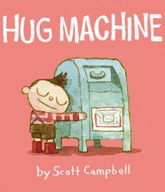 I'm just a hug machine....