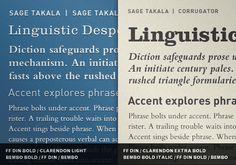 Best Practices of Combining Typefaces | Smashing Magazine