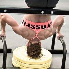 Handstand Push-up Event | CrossFit Games