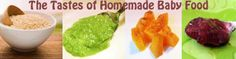 Homemade Baby Food & Baby Food Recipes