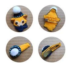 Frici the Fox by YoYomiyoko on Etsy, $8.00