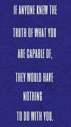 Narcissist / sociopath. You will be exposed. Except your followers are sheep.