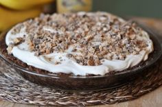 The Best Banoffee Pie