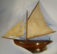 pond yachts boats on pinterest ponds sail boats and nova. Black Bedroom Furniture Sets. Home Design Ideas