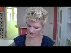 whippy cake explains how to do her faux hawk short hairstyle