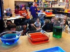 Fun in First Grade!: Science  Good ideas for teaching solids, liquids and gases