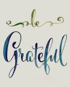 grateful always