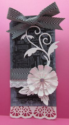 Cheery Lynn Designs Blog: Chalkboard Tag With Cheery Lynn Designs
