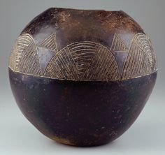 .Vessel |  Artist Unknown (Zulu) (South Africa, Africa), 20th century  Ceramic