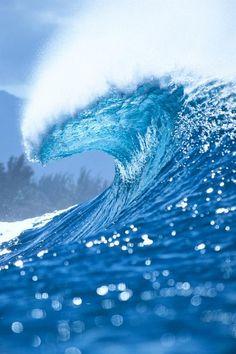 Crystal Blue Wave