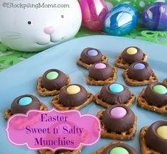 Easter Sweet n' Salty Munchies