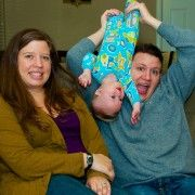 """Why I'm Thankful Our Son Was """"Just"""" Born With Down Syndrome"""