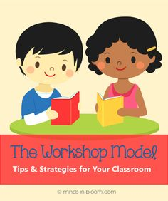 The Workshop Model: Tips and Strategies for Your Classroom - Wow, what an informative post!