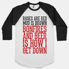 Funny shirt hrubec hrubec, summer shirts, bonfires and beer, country tshirts, southern t shirts, country girls, beer shirts, funny shirts, girls life