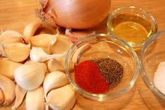 Garlic Crockpot chicken