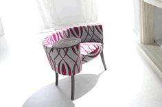 La Caracola  CARACOLA BY FAMA   La caracola se ha convertido ya en un clásico del mueble tapizado.