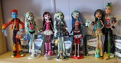 Review of Monster High flashgame