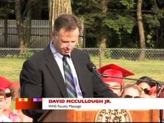 """""""You Are Not Special"""" Commencement Speech from Wellesley, MA High School. Great speech in my opinion and attracting a lot of attention.  Thoughts?"""