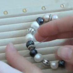 How to Close a Stretchy Bracelet