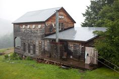 house for penn cove by chriswoebken, via Flickr