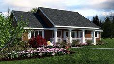 Ranch   House Plan 98889