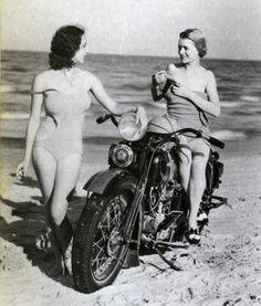 Girls and Bikes [pics] - Page 903 - ADVrider