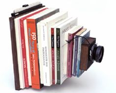 Using Old Photography Books, Artists Create Vintage Camera