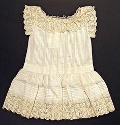 Dress Date: 1860–65 Culture: American