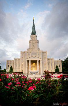 Houston LDS Temple    #MormonTemples #LDSTemples #Temples