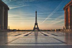 paris, dream places, tower, france travel, dreams, empti morn, earth, mornings, travel destinations