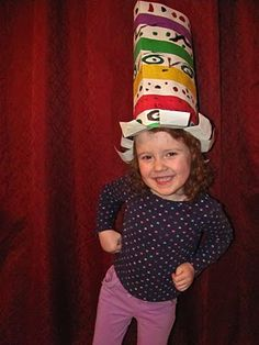 Hat Like Cat In The Hat/ Dr. Seuss