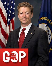 U.S. SENATOR KENTUCKY (AGE 50): Senator Rand Paul seemingly had no intention of following in his father's footsteps. That changed when he spent the 2008 Republican primary season traveling with his father and talking to supports at rallies and stopovers. He was knowledagable and hit home with the Tea Party movement. Mr. Paul is seen as the leader of the conservative-libertarian bloc in Congress.