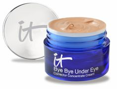Minimize fine lines, dark circles and eye-makeup mishaps with these finds