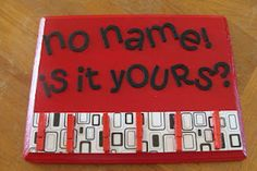 No Name Board