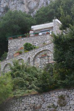 Stone House In The Hill, Positano, Amalfi Coast, Italy